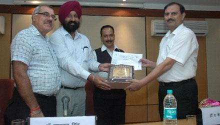 Dr. P.G.Nair award